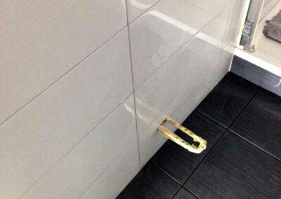 Referenz Fliesenverlegung im Badezimmer